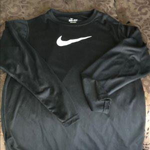 Boys Nike Dri-FIT Training Tee